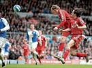 El Liverpool gana 3-1 al Blackburn con otro gol de Torres