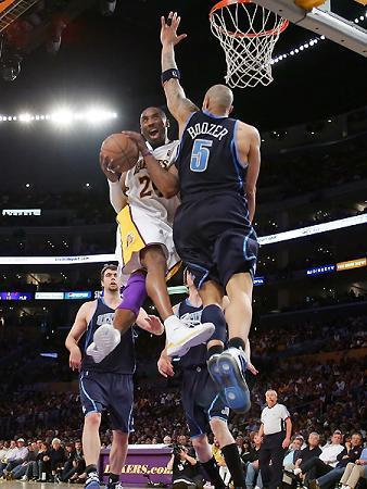 Kobe Bryant es elegido MVP de la temporada en la NBA