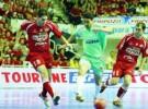 El Pozo Murcia e Interviú Fadesa juegan la Final de la Liga de Fútbol Sala