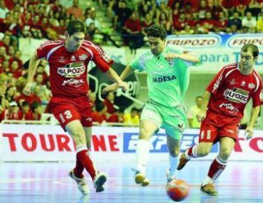 El Pozo Murcia e Interviu disputan la final de la Liga de Futbol Sala