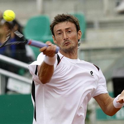 Ferrero derrota a Nadal en el Master Series de Roma