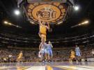 Los Lakers ganan a los Jazz y toman ventaja 3-2