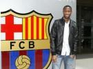 Keita, primer fichaje del Barça para la próxima temporada