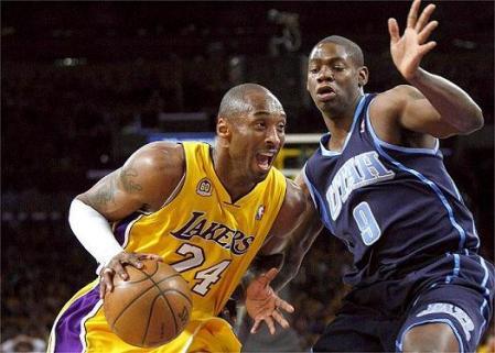 Los Lakers, liderados por Kobe Bryant, se colocan 2-0 en la serie frente a los Jazz