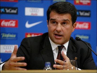 Joan Laporta podria verse obligado a abandonar la presidencia del Barça si prospera la moción de censura