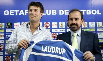 Laudrup confirmo que no sera entrenador del Getafe la proxima temporada