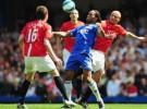 Manchester United y Chelsea se juegan la Premier esta tarde