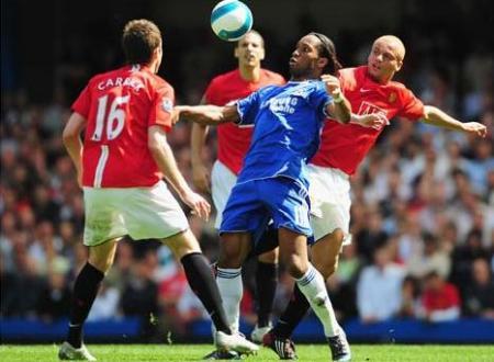 Manchester United y Chelsea se disputaran la Premier en la última jornada