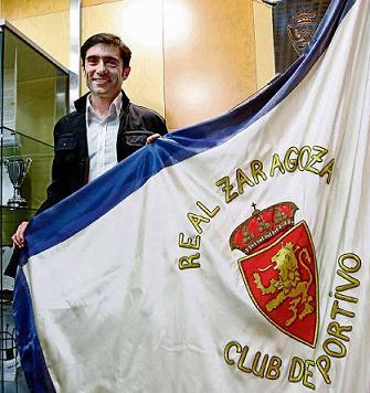 MarcelinoGarcia Toral, nuevo técnico del Zaragoza