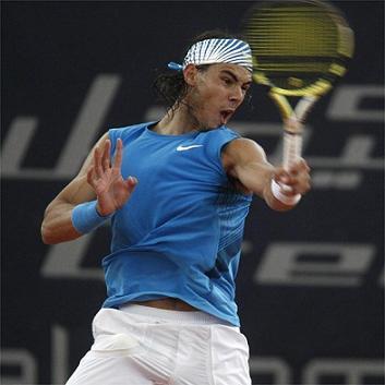 Rafa Nadal ganó a Djokovic y jugará la final de Hamburgo contra Federer