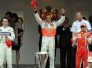 Hamilton ganó en Mónaco mientras que Alonso quedó 10º