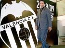 Unai Emery, presentado como nuevo técnico del Valencia