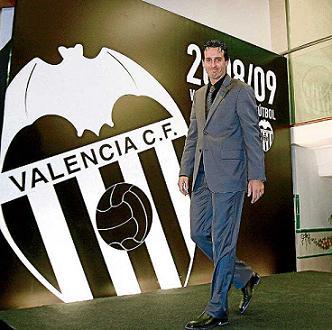 Unai Emery deja el Almeria y será el nuevo entrenador del Valencia