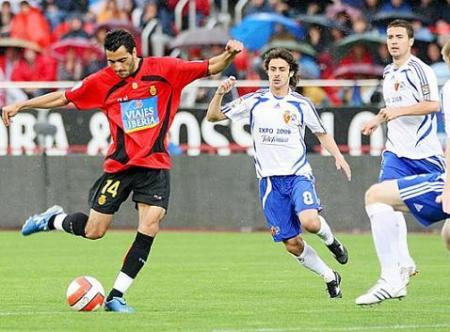 El Real Zaragoza descendió a Segunda División