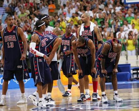 Seleccion de Baloncesto de EEUU