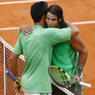 Rafa Nadal elimino a Almagro y está en semifinales en RolandGarros