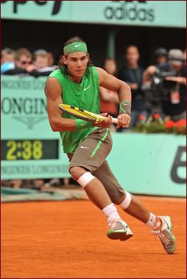 Rafa Nadal se metió en la final de Roland Garros