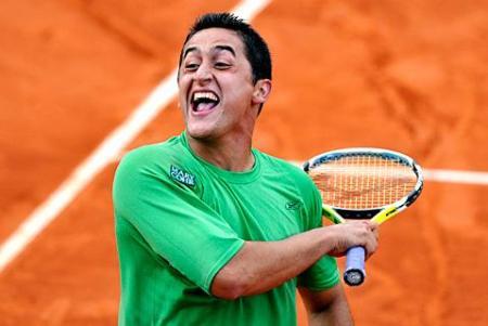 Nicolas Almagro se enfrentará a Nadal en semifinales de Roland Garros