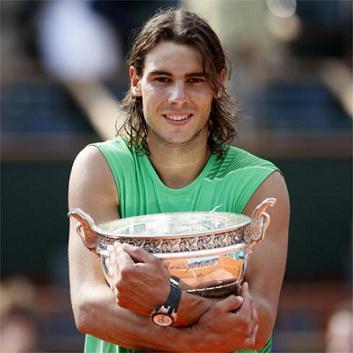 Rafa Nadal vencio a Roger Federer y se hizo con su cuarto Roland Garros