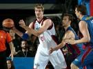 Tau y Barça disputan esta noche el tercer partido de la final de la Liga ACB