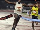 El jamaicano Bolt bate el record mundial de los 100 metros