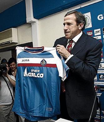 Victor Muñoz, nuevo entrenador del Getafe