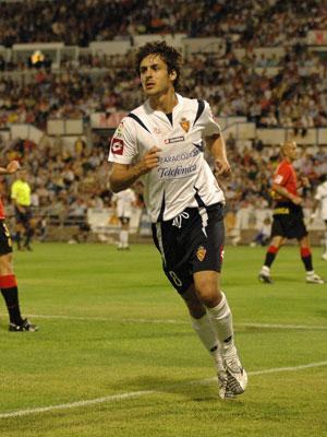 Pablo Aimar deja el Zaragoza y se marcha al Benfica portugues