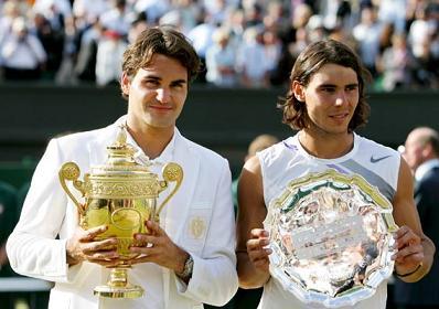 Federer y Nadal repiten final en Wimbledon