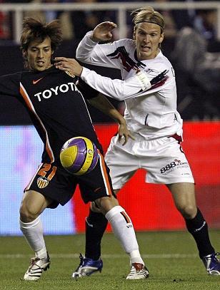 Poulsen deja el Sevilla y se marcha a la Juventus de Turin