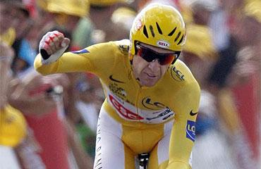 Carlos Sastre virtual campeon del Tour de Francia 2008