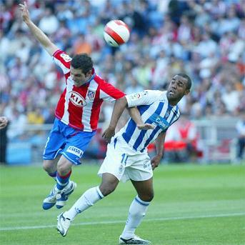 Sinama Pongolle nuevo fichaje del Atletico de Madrid