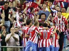 El Atlético de Madrid vuelve a la Champions League