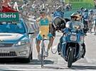 Contador hizo doblete y dejó la Vuelta practicamente sentenciada