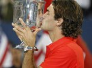 Federer ganó su quinto US Open ante Murray