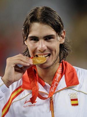 Rafael Nadal, premio Principe de Asturias 2008