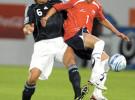 Exhibición chilena: Chile 1 – Argentina 0