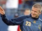 Beckham se va cedido al A.C. Milan