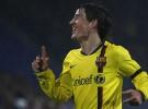 El Barça goleó 0-5 al Basilea