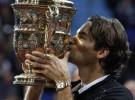 Roger Federer ganó en Basilea