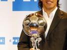 Kun Agüero, mejor iberoamericano de la temporada 2007/08
