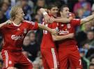 El Liverpool vence al Chelsea con gol de Xabi Alonso