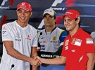 Massa comienza mandando en los primeros libres del GP de Brasil