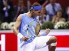 Nadal sufrió para derrotar a Gulbis en el Masters de Madrid