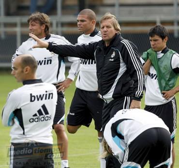 El Madrid necesita ganar para alejar fantasmas