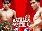 Boxeo de primer nivel el próximo fin de semana en México