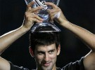 Djokovic derrotó a Davydenko en la final de la Masters Cup de Shanghai