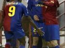 El F.C. Barcelona es más líder tras ganar por 0-3 al Sevilla