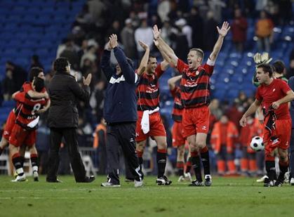 El Irun elimina al Real Madrid en la Copa del Rey