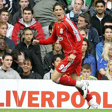 El delantero Torres, duda para el partido