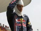 Mark Webber sufre un atropello
